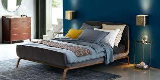 partager une chambre en deux partager une chambre en deux chambre mur bleu separer une