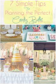 Candy For A Candy Buffet by 7 Super Simple Diy Tips For Candy Buffet Candydirect Com