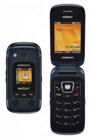 Rugged Smartphone Verizon Samsung Convoy 4 B690 Basic Rugged Verizon