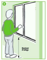 hauteur fenetre cuisine comment mesurer ses fenêtres astuce les clés de la maison