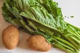 cuisiner un chou vert choux verts aux pommes de terre kilometre 0 fr