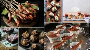 dining canapes recipes 13 most irresistible canapés of all