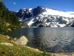 Montana lakes images Lightning lake hikes in the beartooth mountains jpg