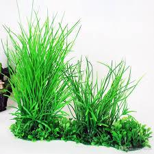 2018 wholesale 28 20cm aquarium artificial plant ornament plastic