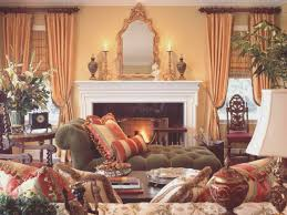 view country style chairs living room decorating ideas