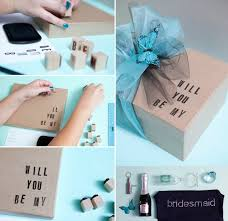 bridesmaids asking ideas 9 creative ways to say will you be my bridesmaid bffs creative