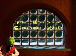 the muppet carol uk dvd menu region 2