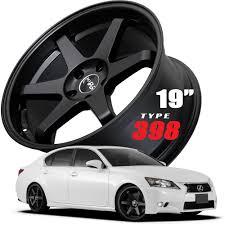 lexus wheels on mustang miro wheels 19 u2033 miro type 398 for your next upgrade