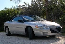 2005 chrysler sebring overview cargurus