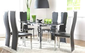 new dining room sets glass dining room sets beautiful glamorous glass dining room tables