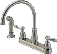 delta single handle kitchen faucet with spray what u0027s it worth