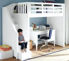 white loft bed with desk bunk bed desk renaniatrust com