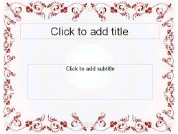 10 best images of heart border template powerpoint heart love