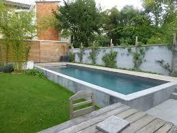amenagement piscine exterieur piscine bois sur mesure u2013 myqto com