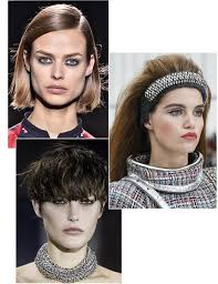 best hair cuts in paris 12 hair trends from fashion week fall winter 2017 2018 vogue paris