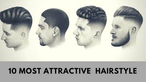 10 most attractive men hairstyle 10 best stylish haircuts for