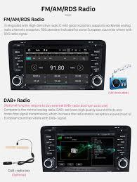 seicane s127683 16g 2003 2011 audi a3 android 7 1 1 autoradio