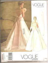 wedding dress pattern wedding dress pattern ostinter info