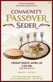 seder cups seattle greenlaker community passover seder at chabad of ballard