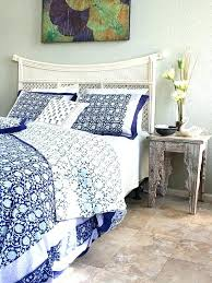 Laura Ashley Twin Comforter Sets Laura Ashley Sophia White Blue Twin 2 Piece Duvet Cover Set By