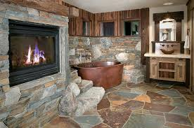 Interior Stone Tiles 30 Exquisite And Inspired Bathrooms With Stone Walls