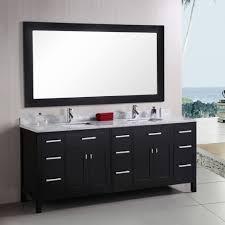 bathrooms design design element london inch double sink vanity