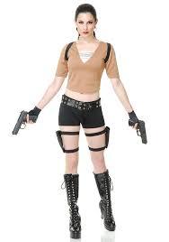 Womens Cowgirl Halloween Costumes Women U0027s Tomb Fighter Costume Halloween Costume Ideas 2014