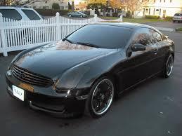 2004 Infiniti G35 Coupe Interior Infiniti Infiniti G35 Coupe Sport Hides Behind Luxury Infiniti