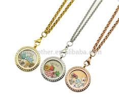 s day locket s day gift floating locket necklace wholesale in