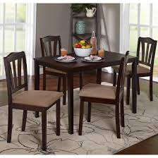 cheap 5 piece dining room sets metropolitan 5 piece dining set multiple colors walmart com