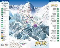 New York Ski Resorts Map by Bansko Piste Map U2013 Free Downloadable Piste Maps