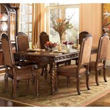 north shore sofa ashley furniture north shore collection formal dining furniture