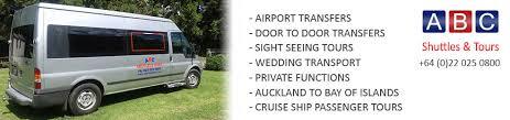 abc shuttle taxi u0026 private hire service bay of islands