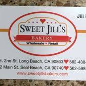 Business Cards Long Beach Sweet Jill U0027s Bakery Bakeries 495 Photos U0026 523 Reviews 5001 E