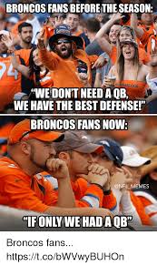Broncos Defense Memes - 25 best memes about broncos fans broncos fans memes