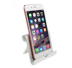 multi angle cell phone stand adjustable desktop cradle portable
