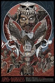insane army of darkness mondo evil dead u003c3 pinterest