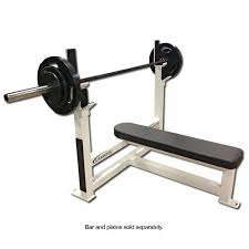 Olympic Bench Press Dimensions Competition Flat Bench Press Legend Fitness