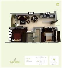 golfedge luxury apartments in gachibowli nanakramguda