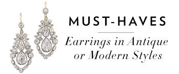 styles of earrings seven styles of earrings you will want to own bejeweled