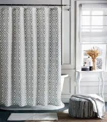 Moorish Tile Curtains Curtain Rod Hooks Frozen Shower Curtain And White Striped