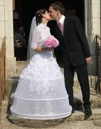 robe mari e originale 10 robes de mariées originales faite maison