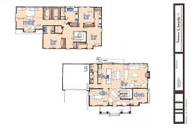 american foursquare house plans design solutions for narrow and wide lots professional builder