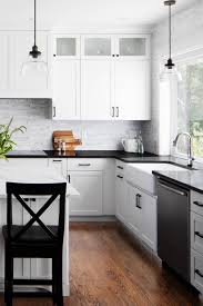 white kitchen cabinets with black knobs white kitchen cabinets with black hardware countertopsnews