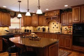 black appliances in kitchen home design