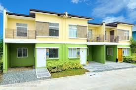 house model images adelle house model in lancaster new city cavite house for sale