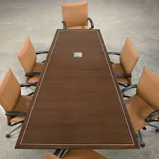 Modern Conference Room Tables by 6ft 24ft Designer Conference Table Modern Conference Table