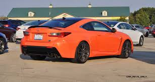 lexus rc f sport 2017 best of awards 2015 lexus rc f review in 3 videos 170 photos
