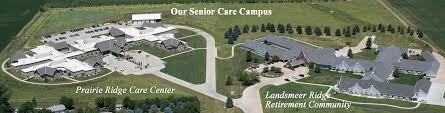 prairie ridge care center an 83 bed skilled nursing facility with