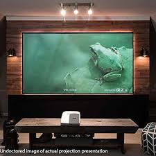 ambient light rejecting screen elite screens aeon series 100 inch diagonal 16 9 edge free clr